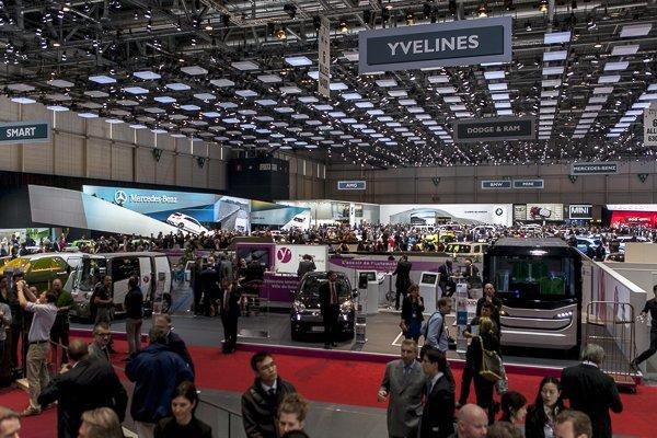 L 39 innovation yvelinoise fait le buzz gen ve yvelines infos - Salon international de geneve ...