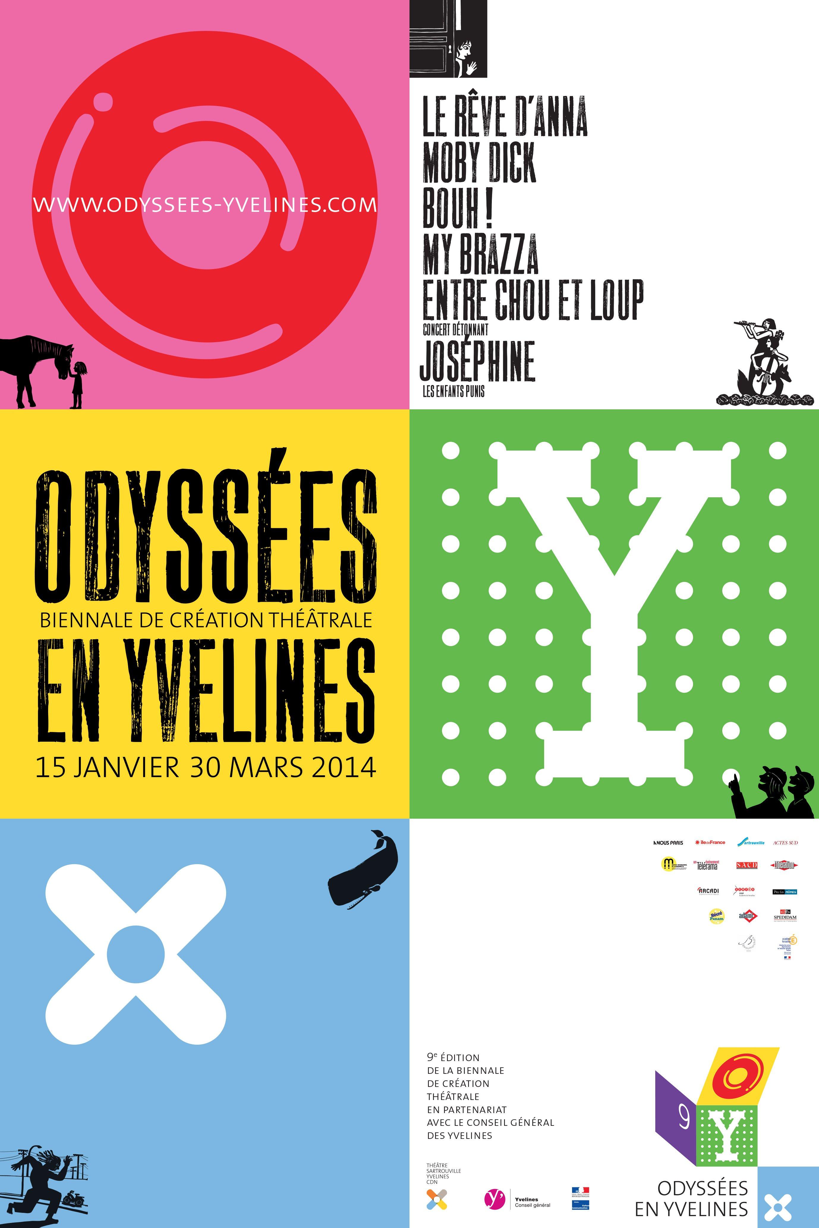 Odyssées en Yvelines