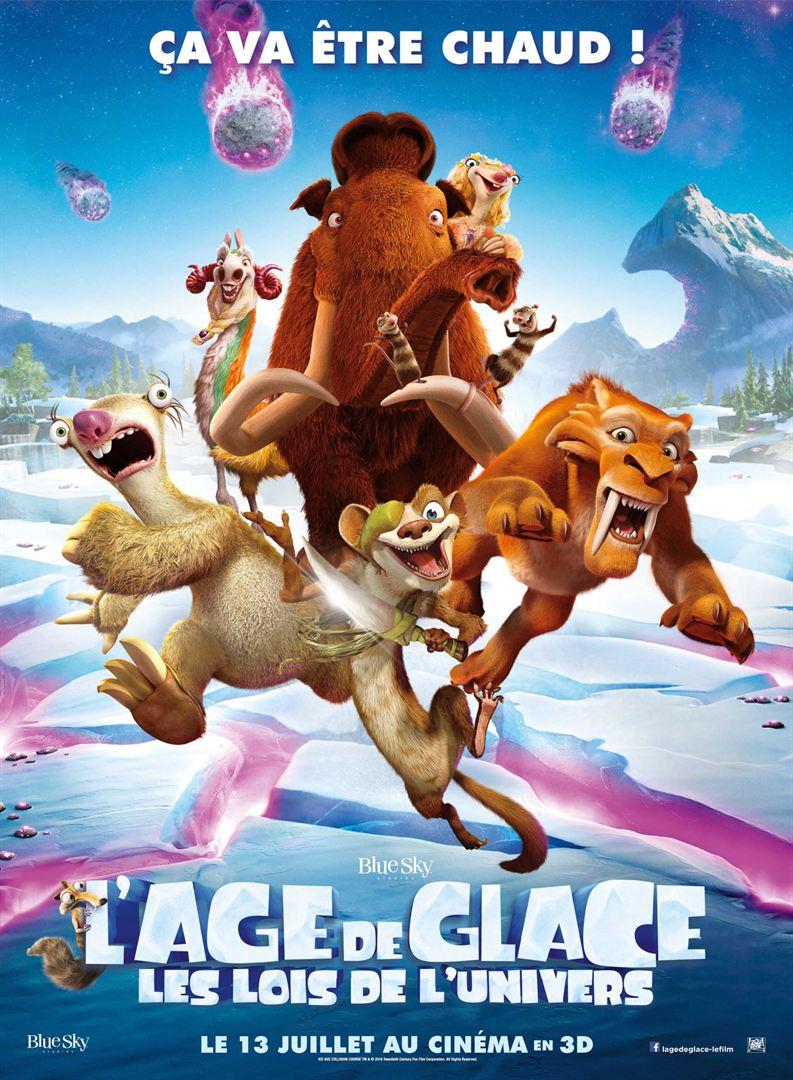 Affiche film L'âge de glace 5