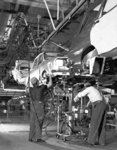 1972-1975-montage-R12-Renault Flins