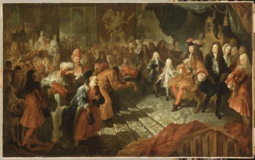 -Louis_XIV_recoit_lambassadeur_Mehemet_Reza-Bey_dans_la_Galerie_des_Glaces_19_fevrier_1715