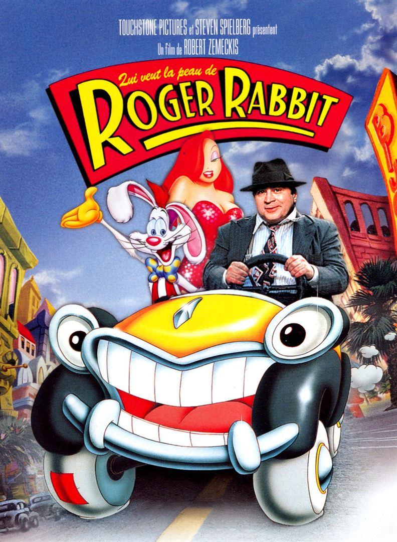 Affiche film Roger Rabbit