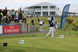 Golf - Open de France - Saint-Quentin-en-Yvelines