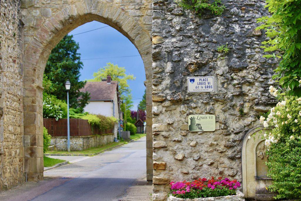 Montchauvet, village préféré des Français? © CD78 / N. Duprey