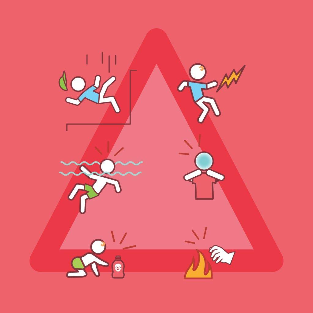 Journ e de pr vention des accidents domestiques yvelines - Accidents domestiques chez les enfants ...