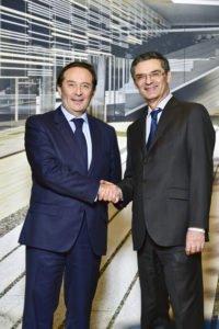 Pierre Bédier et Patrick Devedjian
