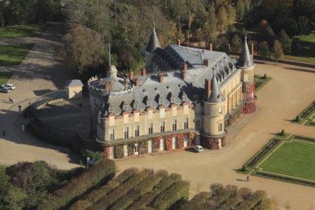 Château de Ra,bouillet photo : 4vents