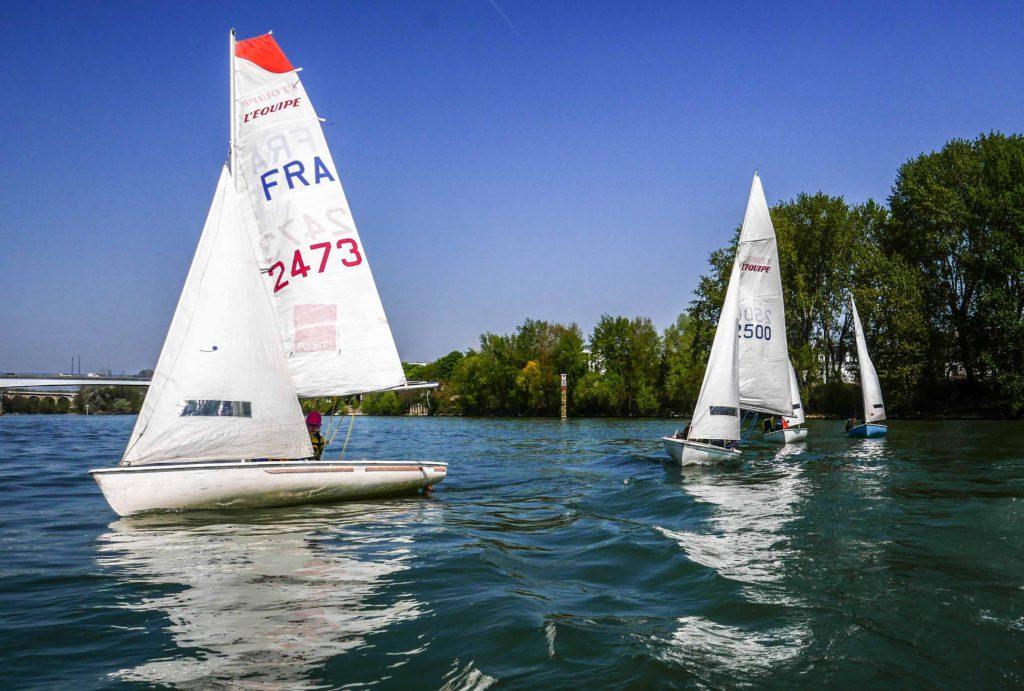 Voile - Yacht Club Le Pecq