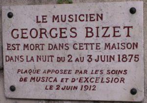 Bizet à Bougival
