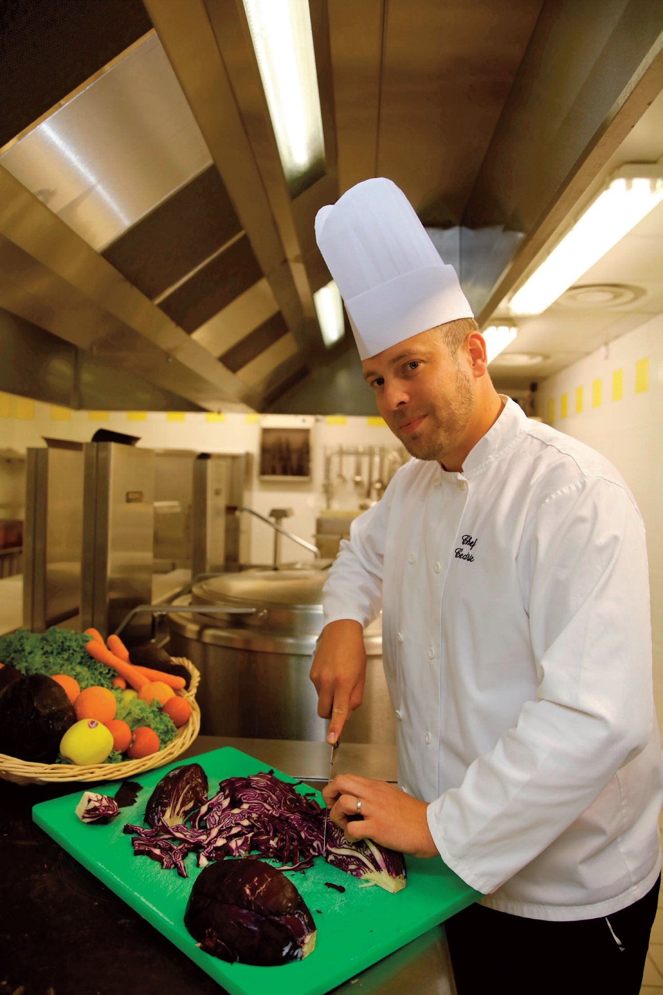 cantine chef
