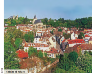 Montfort l'Amaury, la médiévale