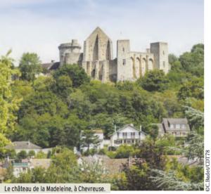 Château de la Madeleine - Chevreuse