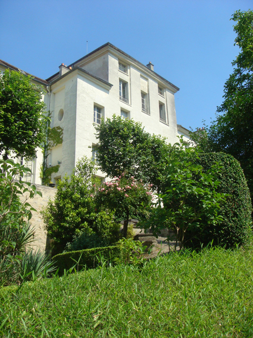façade musée Verticale