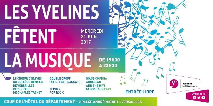 La Fête de la Musique dans les Yvelines