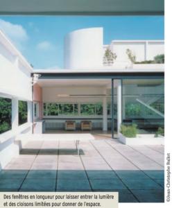 La Villa Savoye à Poissy