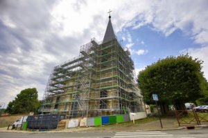 Restauration église Saint-Vigor - Marly-le-Roi - Photo : N. Duprey