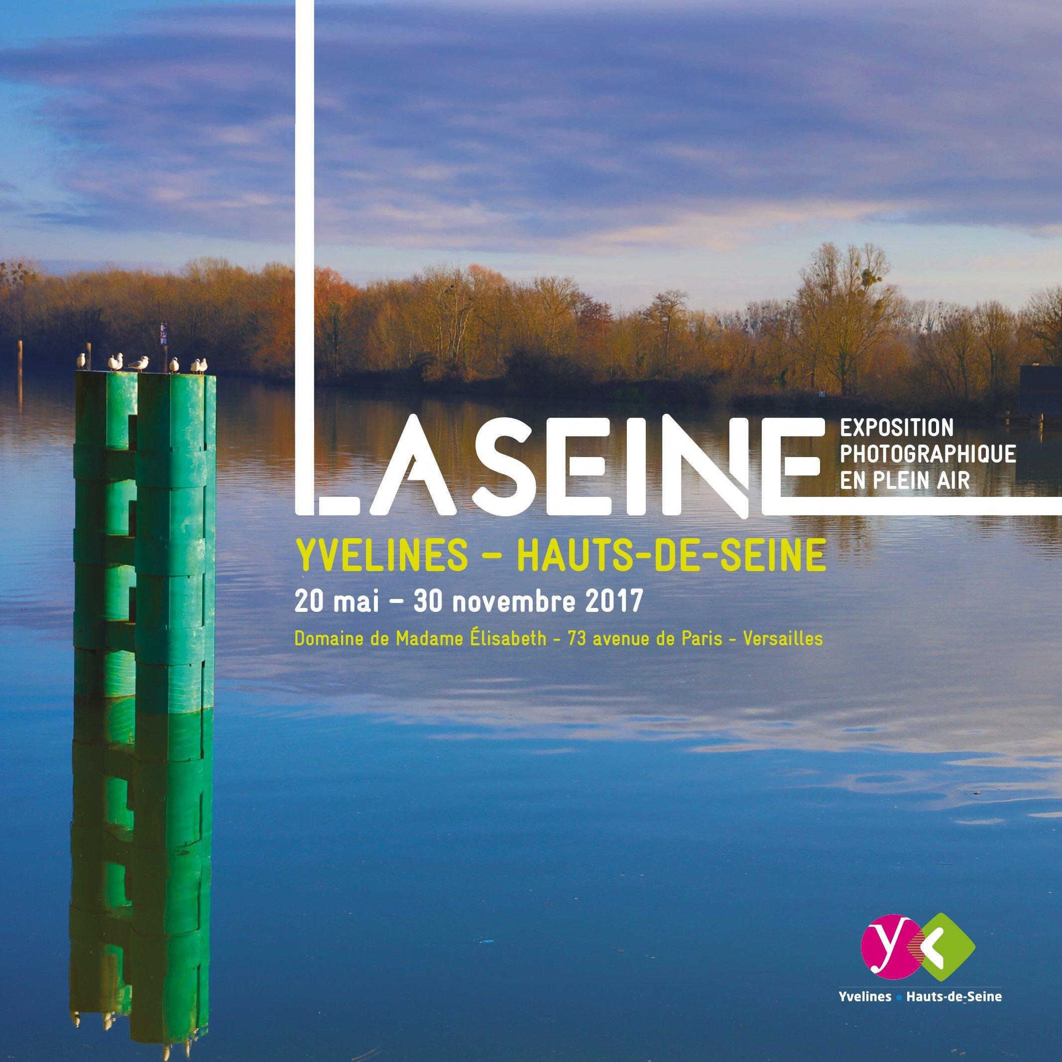 """""""La Seine, Yvelines / Hauts-de-Seine"""""""