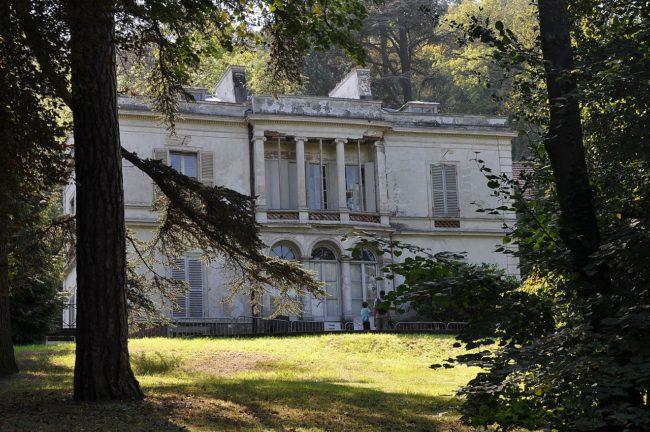 La Villa Viardot à Bougival retenue pour le Loto du patrimoine © Wikimédia