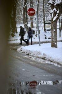neige dans les yvelines