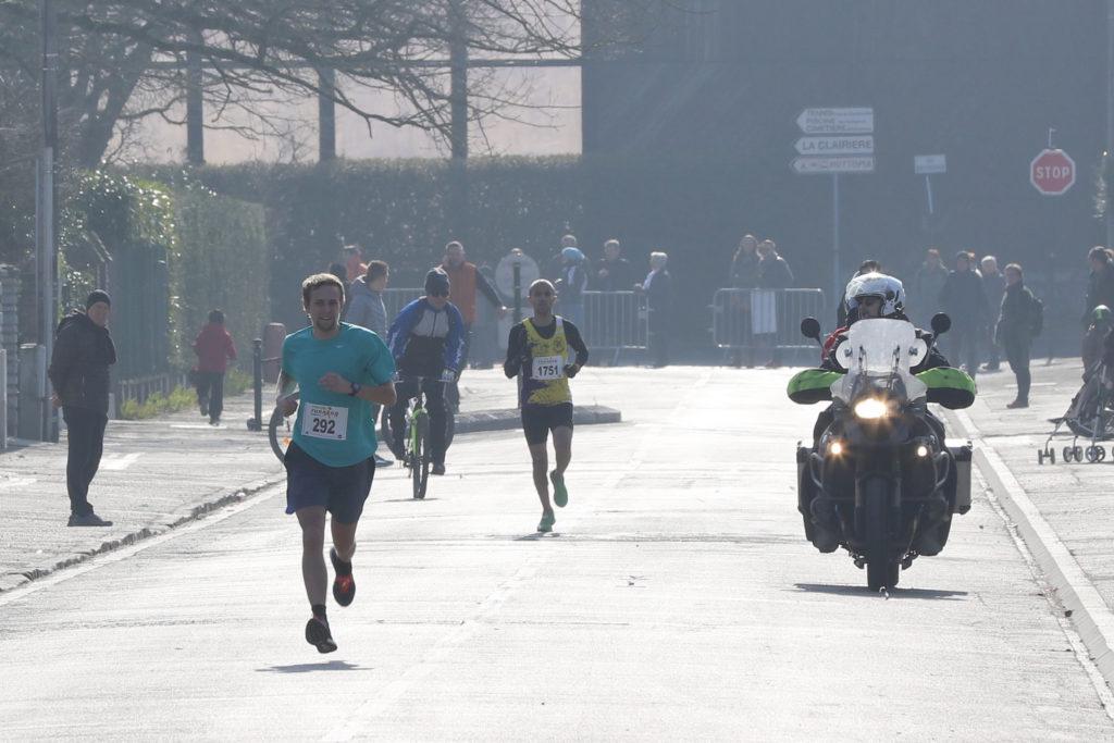 Semi-marathon de Rambouillet, édition 2016 © CD78 / N.Duprey