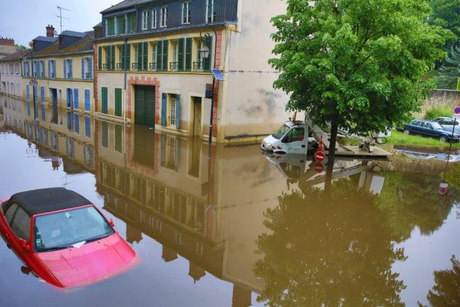 15 communes yvelinoises en état de catastrophe naturelle © CD78/N.DUPREY