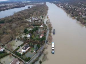 Inondations le point sur la situation yvelines infos - Point p port marly ...