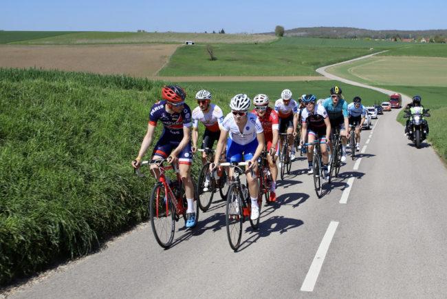 Championnats de France de cyclisme : le programme © CD78/N.DUPREY