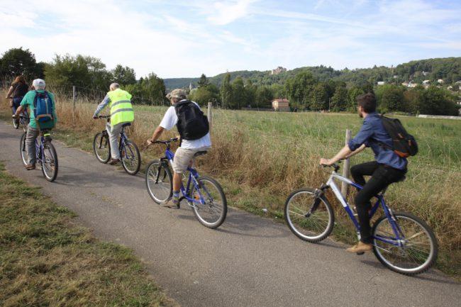 Le vélo : un moyen de déplacement qui ne se démode pas © CD78/N.DUPREY