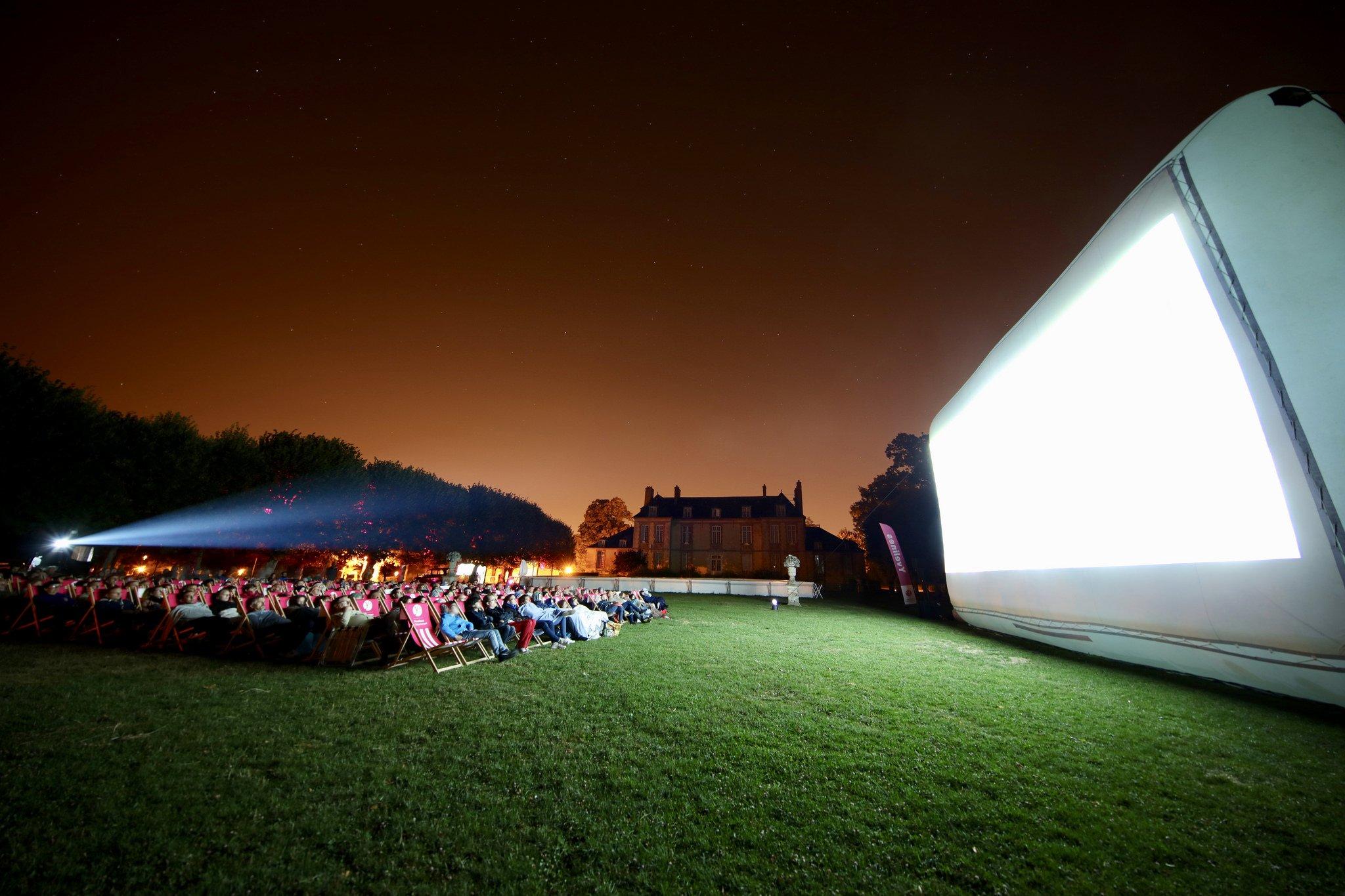 Les Yvelines font leur Cinéma à Plaisir © N.Duprey