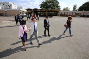 Conférence de rentrée : contribuer à la réussite scolaire de tous © CD78/N.DUPREY