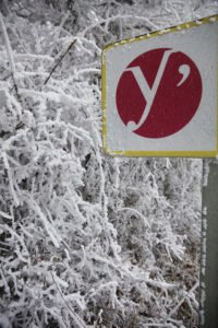 Verglas neige