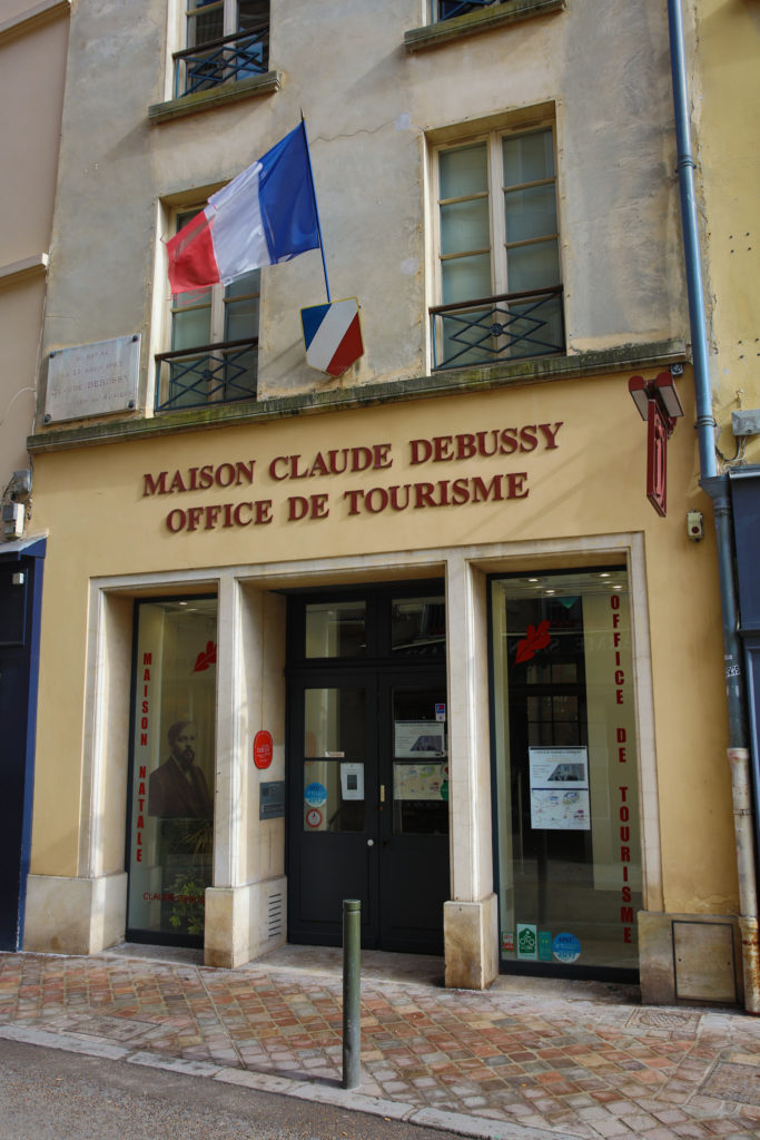 Claude Debussy : une musique symboliste © CD78/N.DUPREY