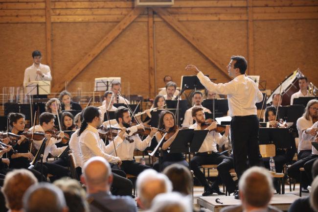 La musique classique sillonne les Yvelines © CD78/N.DUPREY