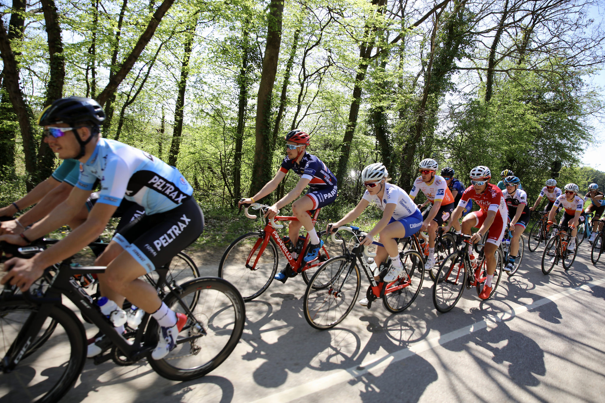 Championnats de France de cyclisme : le programme
