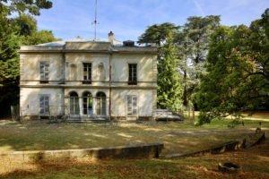La Villa Viardot en 2018 © CD78/N.DUPREY