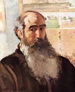 Camille Pissarro : peindre la France