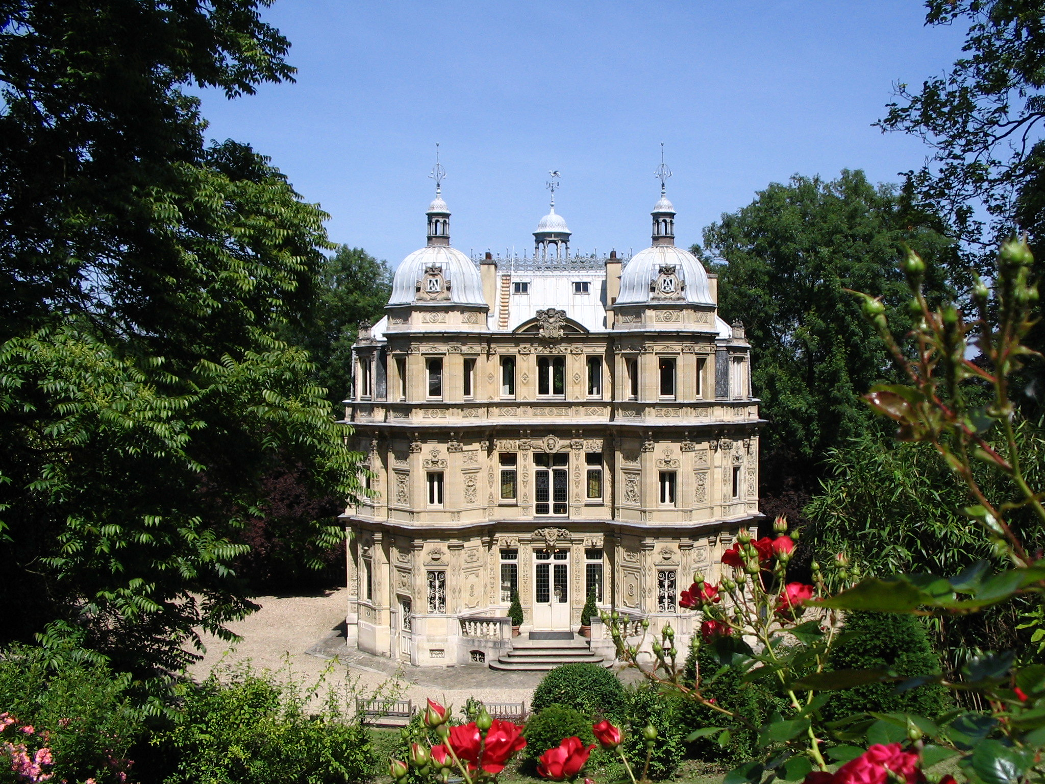 Chateau de Monte-Cristo © CD78 / N.Duprey