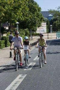 """Venez assister au colloque """"le vélo au coeur des territoires"""" © CD78/N.DUPREY"""