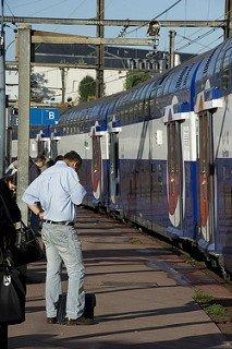 Grève des cheminots : quel impact dans les Yvelines ? © CD78 / N.DUPREY