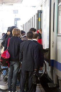 Grève des cheminots : quel impact dans les Yvelines ? © CD78/N.DUPREY