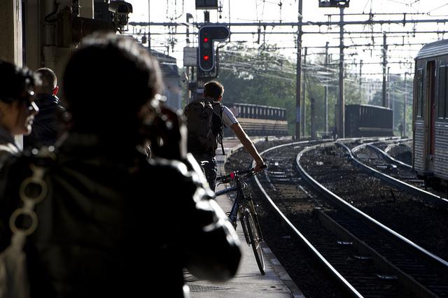 Grève des cheminots : quel impact dans les Yvelines? - ©CD78/N.DUPREY