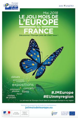 Le Département met l'Europe à l'honneur