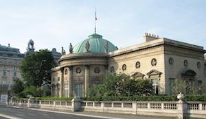 L'hôtel de Salm © Wikimédia