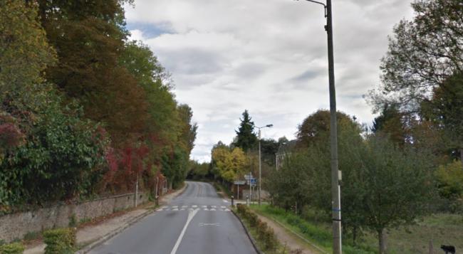 Réouverture de la RD 906 à Saint-Rémy-lès-Chevreuse © Google Maps