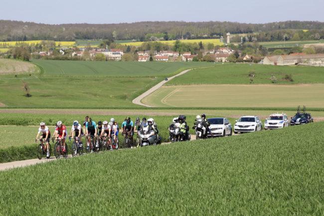 Les Yvelines, terre de vélo © CD78/N.DUPREY