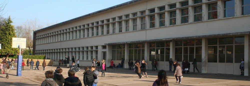 Ecole René Coty de Maule © AAE Maule
