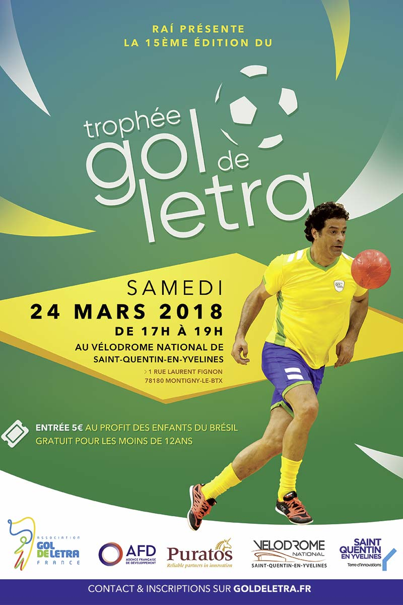 Gol de Letra fête ses 20 ans au Vélodrome national - Yvelines Infos b99bf50714c63
