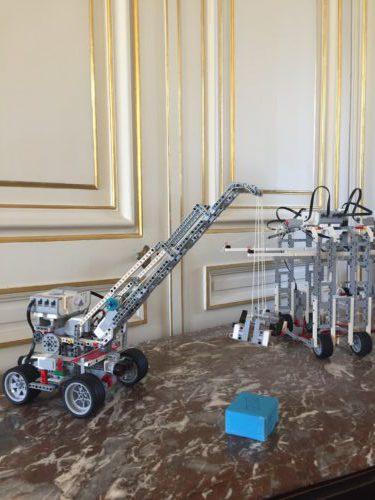 RobotY'c : lancement de la quatrième édition ! © CD78/N.DUPREY