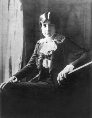 Lili Boulanger © Wikimédia