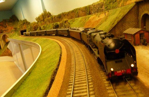 Rambolitrain : le retour du train à vapeur ! © Musée Rambolitrain